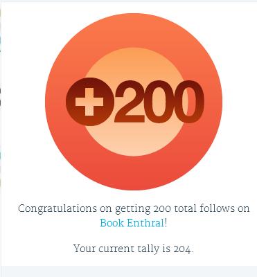 200 followers 1