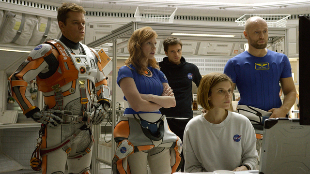 set_the_martian_matt_damon_jessica_chastain