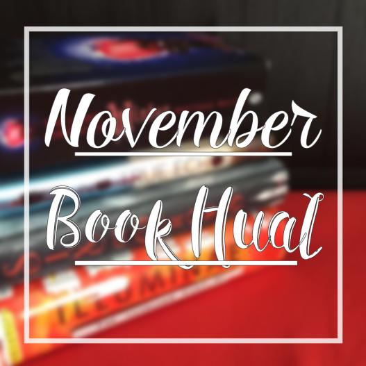 november book haul